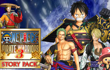 One Piece Pirate Warriors 3 Story Pack Badge