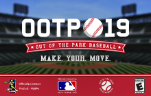 Out of the Park Baseball 19 Badge