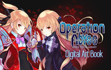 Operation Abyss: New Tokyo Legacy - Digital Art Book Badge