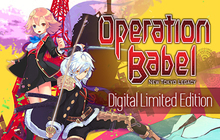 Operation Babel: New Tokyo Legacy Digital Limited Edition Badge