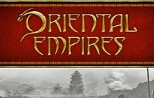 Oriental Empires Badge