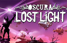 Oscura Lost Light Badge