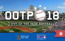 Out of the Park Baseball 18 Badge