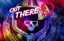 Out There: Omega Edition Badge