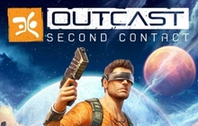 Outcast - Second Contact Badge