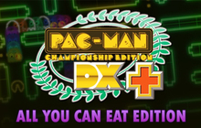 PAC-MAN Championship Edition DX+ All You Can Eat Edition Badge