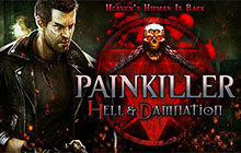 Painkiller Hell and Damnation Badge
