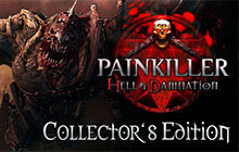 Painkiller Hell and Damnation Collector's Edition Badge