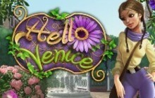 Hello Venice Badge