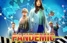 Pandemic: The Board Game Badge