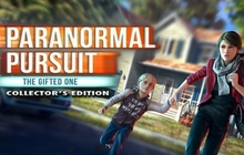 Paranormal Pursuit: The Gifted One Collector's Edition Badge
