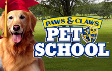 Paws and Claws: Pet School Badge