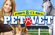 Paws and Claws: Pet Vet Badge
