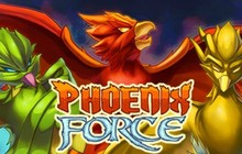 Phoenix Force Badge
