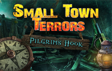 Small Town Terrors: Pilgrim's Hook Collector's Edition Badge