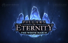 Pillars of Eternity: The White March - Part I Badge