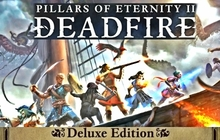 Pillars of Eternity II: Deadfire - Deluxe Edition Badge