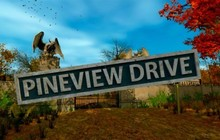 Pineview Drive Badge