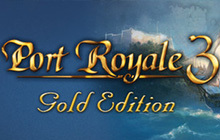 Port Royale 3 Gold Edition Badge
