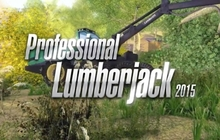 Professional Lumberjack 2015 Badge