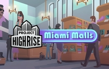 Project Highrise: Miami Malls Badge