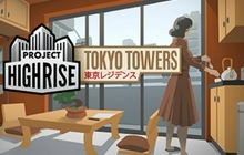 Project Highrise: Tokyo Towers Badge