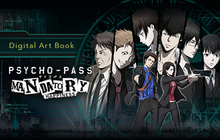 PSYCHO-PASS: Mandatory Happiness - Digital Art Book Badge