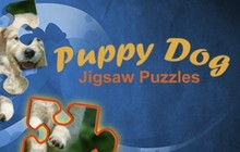 Puppy Dog: Jigsaw Puzzles Badge