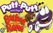 Putt-Putt® and Pep's Balloon-o-Rama Badge