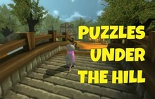 Puzzles Under The Hill Badge