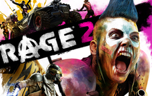 RAGE 2 Badge