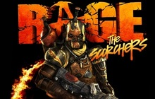 RAGE: The Scorchers Badge