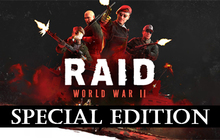 RAID: World War II Special Edition Badge