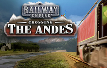 Railway Empire - Crossing the Andes Badge
