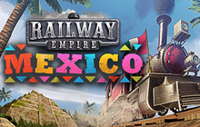 Railway Empire: Mexico Badge