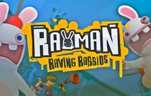 Rayman Raving Rabbids™ Badge
