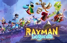 Rayman® Legends Badge