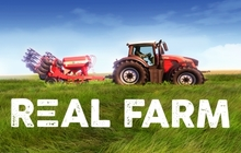 Real Farm Badge