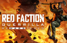 Red Faction: Guerrilla Re-Mars-tered Badge