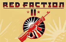 Red Faction II Badge