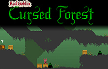 Red Goblin: Cursed Forest Badge