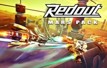 Redout - Mars Pack Badge