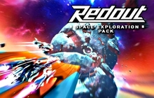 Redout - Space Exploration Pack Badge