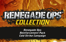 Renegade Ops Collection Badge
