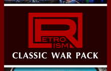 Retroism Classic War Pack Badge