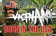Rising Storm 2: Vietnam - Born in the USA Cosmetic DLC Badge