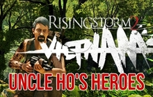 Rising Storm 2: Vietnam - Uncle Ho's Heroes Cosmetic DLC Badge