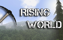 Rising World Badge