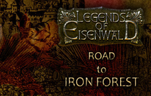 Legends of Eisenwald: Road to Iron Forest (DLC) Badge
