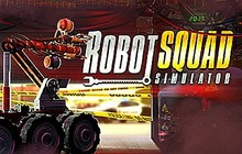 Robot Squad Simulator 2017 Badge